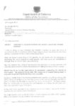 <p>Defence Secretary letter dated 13 August 2014 </p>