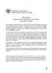 <p>FASU Media Release on BSP</p>